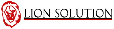 Lion Solution Logo